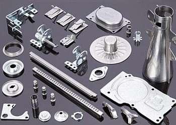 Componentes em zamac