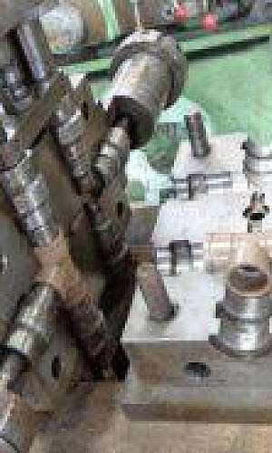 Construção de moldes para injeção