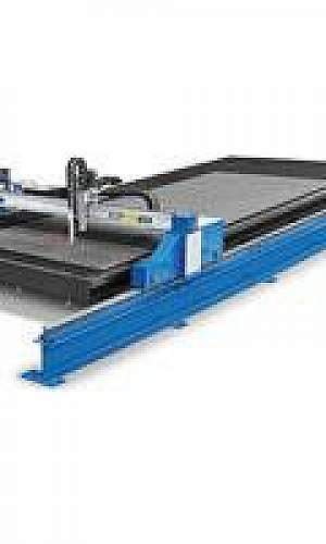 Cortadora de chapas CNC