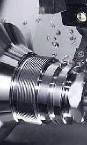 Empresa de usinagem CNC