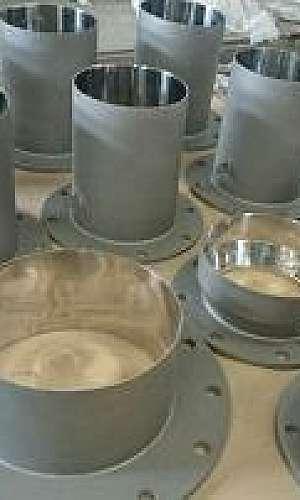 Fabricação de peças em aço em SP