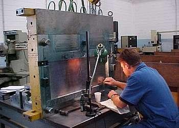 Fabricante de molde para zamac