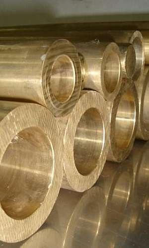 Fabricante de peças em bronze