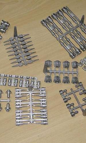 Fabricante de peças em zamac São Paulo