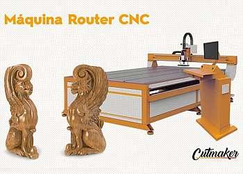 Fresadora cnc router