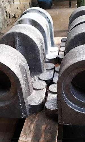 Fundição de aço