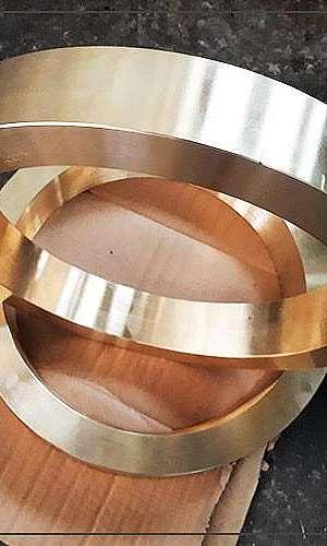 Fundição de bronze