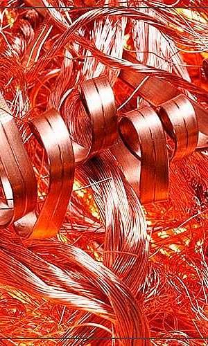 Fundição de cobre