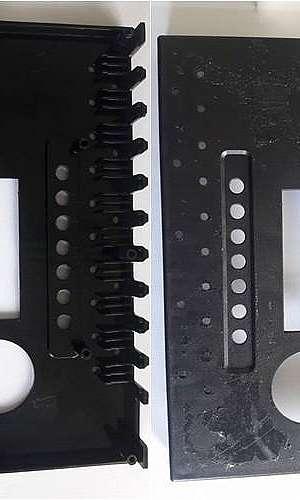 Injeção moldes plásticos