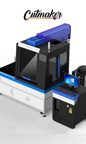 Máquina de corte a laser a venda