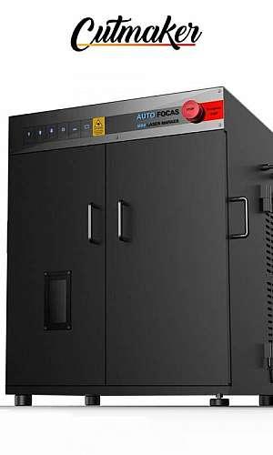 Máquina de corte a laser compacta