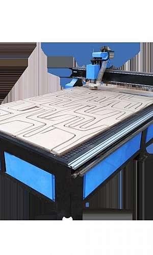 Máquina de corte router CNC