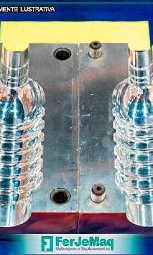Molde para injeção de plástico