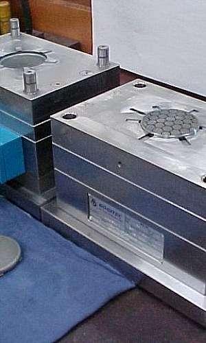 Moldes de injeção plástica em SP