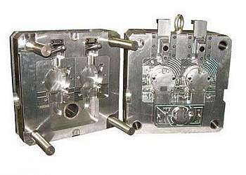 Distribuidor de molde de injeção em zamac