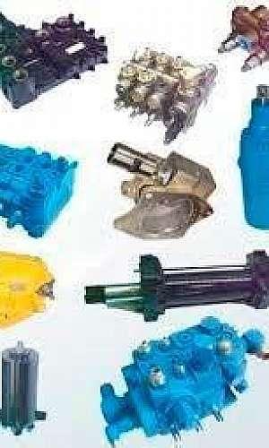 Recuperação de componentes hidráulicos