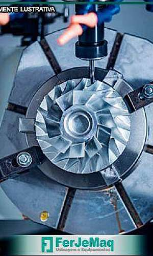 Serviços de usinagem de Aço
