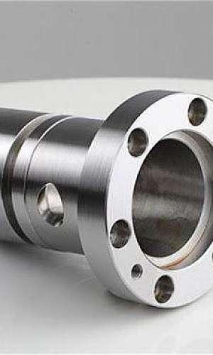 Usinagem de cilindros