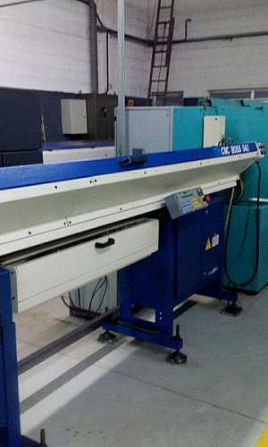 Usinagem de peças CNC