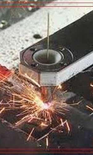 Usinagem eletroerosão a fio