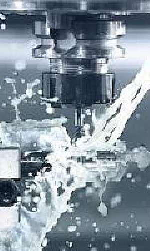 Usinagem em CNC