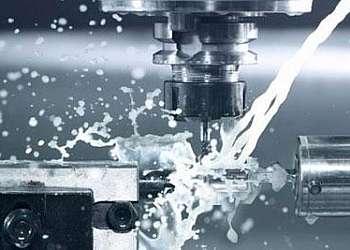 Usinagem de alta precisão industrial